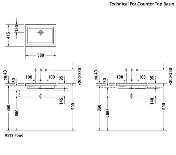 Technical drawing QS-V48789 / 0317580029