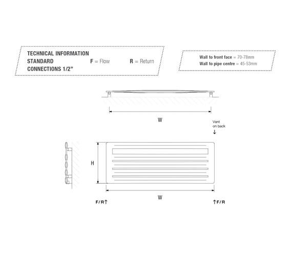 Technical drawing QS-V91092 / FELUCCA90/4-WA