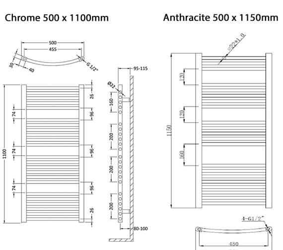 Technical drawing QS-V19423 / MTY102