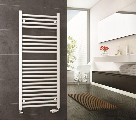 DQ Heating Metro Electric Towel Rail