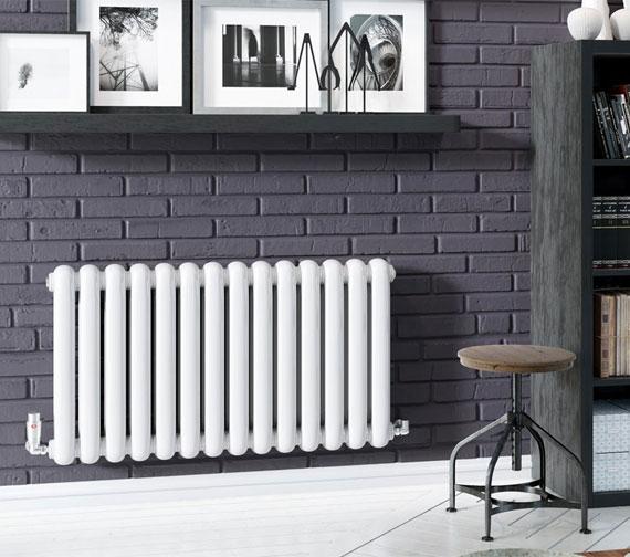 DQ Heating Cassius Horizontal Designer Radiator