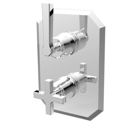 Saneux Cromwell Thermostatic Shower Valve