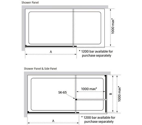 Technical drawing QS-V86259 / LK810-080M