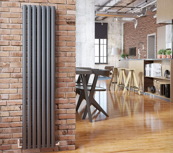 DQ Heating Cove Single - Double Vertical Radiator