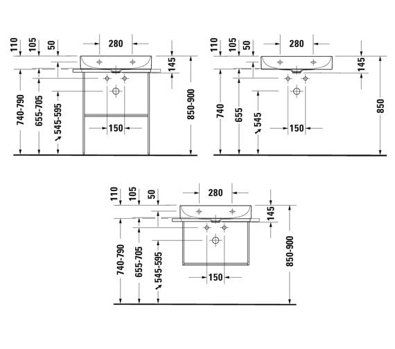 Technical drawing QS-V100739 / 2356600070