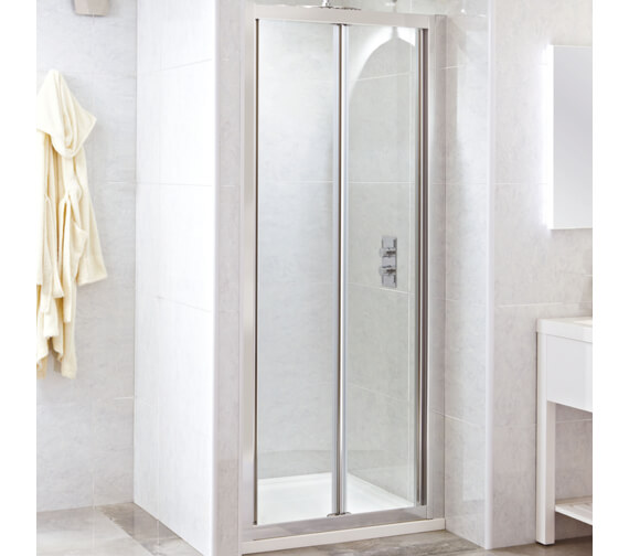 Phoenix Spirit 2000mm High Easy Clean Glass Bi-Fold Shower Door