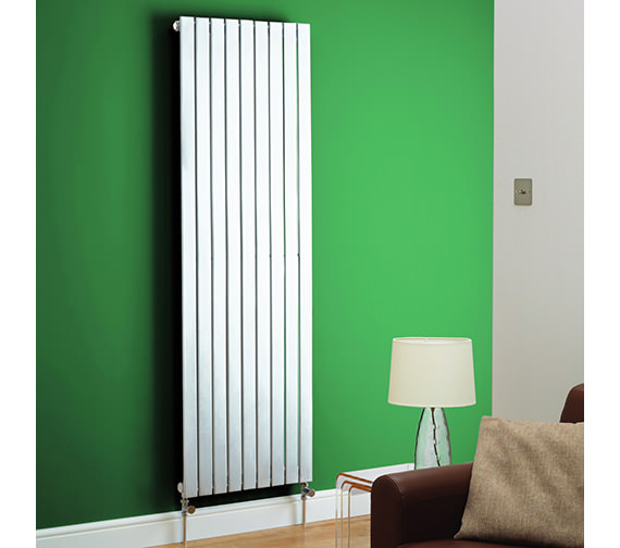 Kartell K-Rad Boston Designer Vertical Radiator 410 x 1200mm