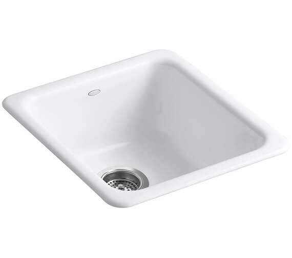 Kohler Irontone Inset Or Under-Mount Kitchen Sink