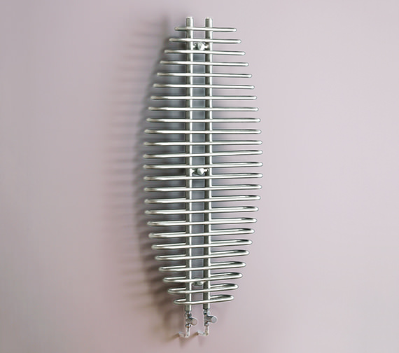 Kartell San Jose Chrome Designer Radiator 600 x 1300mm