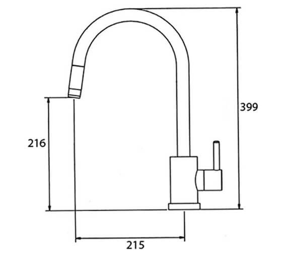 Technical drawing QS-V102377 / ELMCP