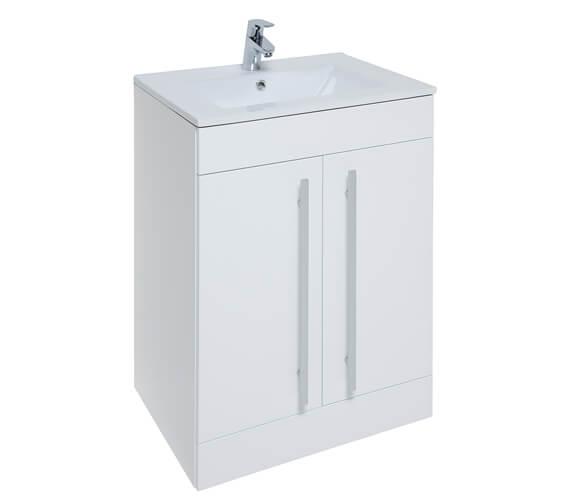 Alternate image of Kartell K-Vit Purity Floor Standing 2-Door Vanity Unit