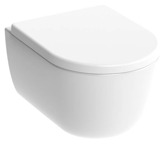 Saneux Austen Rimless Wall Hung WC Pan
