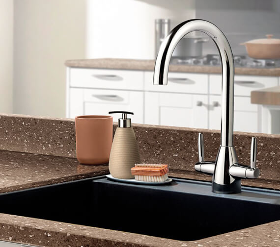 Additional image of Clearwater Sinks & Taps  TU81073CP