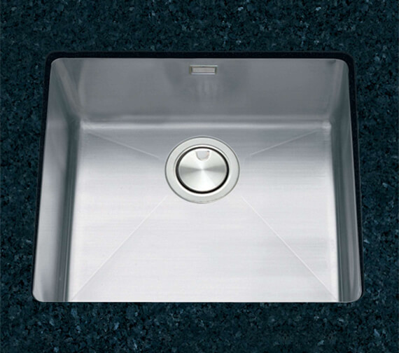 Alternate image of Clearwater Stereo Single Bowl Kitchen Sink