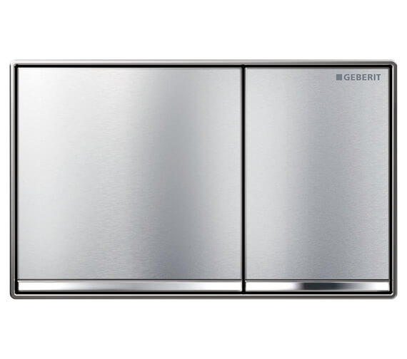 Additional image of Geberit Omega60 184 x 114mm Dual Flush Plate