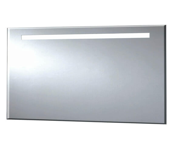 Additional image of Phoenix Pluto LED Back Lit Mirror With Demister Pad