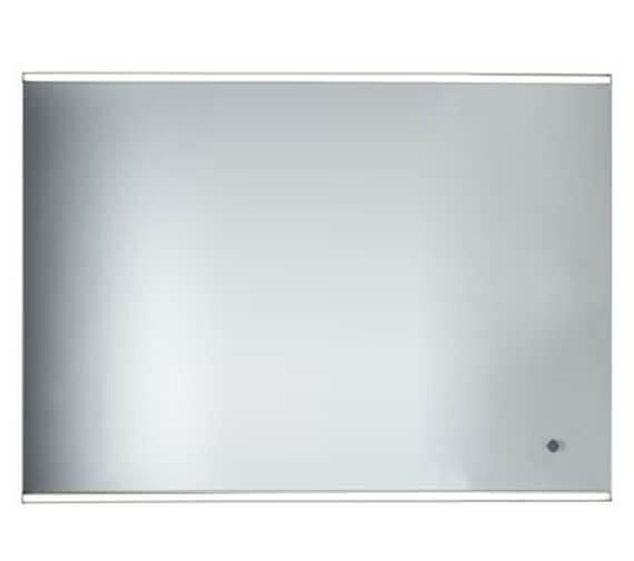 Alternate image of Roper Rhodes Scheme LED Illuminated Mirror With Demister Pad
