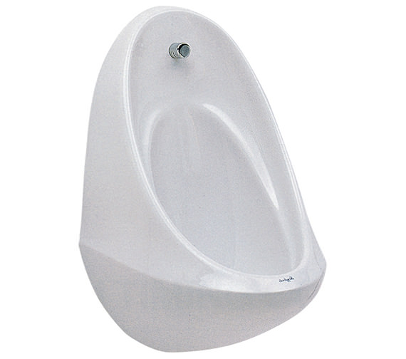 Twyford Spectrum Concealed Urinal VC7004WH