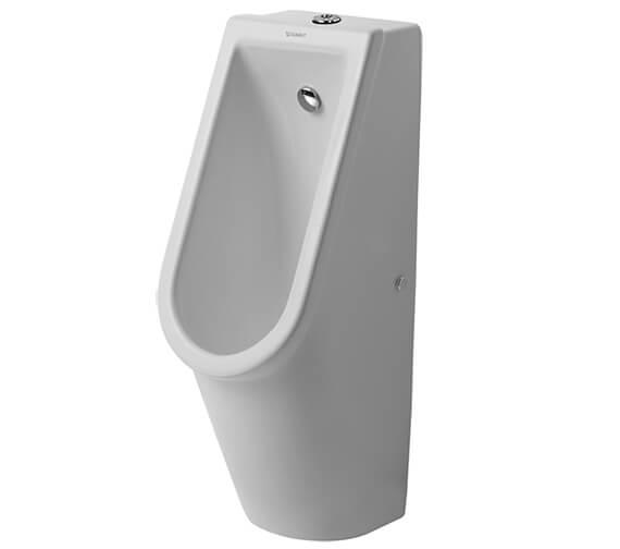 Alternate image of Duravit Starck 3 245 x 300mm Rimless Urinal