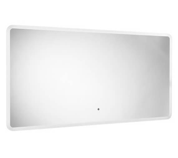 Alternate image of Roper Rhodes System LED Illuminated Mirror With Demister Pad