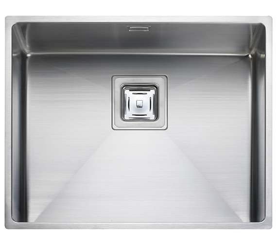 Additional image of Rangemaster Atlantic Kube Stainless Steel 1.0B Undermount Sink