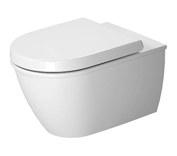 Duravit Darling New 370mm Wall Mounted Toilet