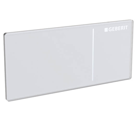 Geberit Omega70 Dual Flush Actuator For Solid Wall