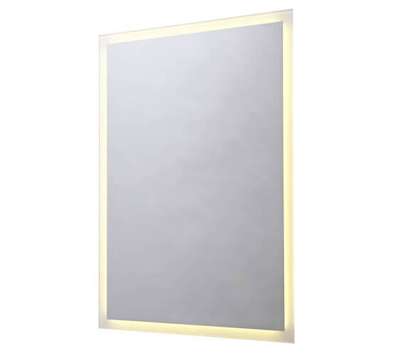 Tavistock Beta Minimalist LED Illuminated Bathroom Mirror