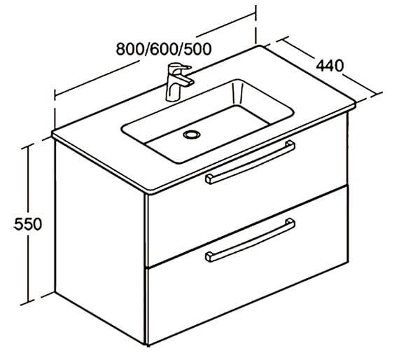 Technical drawing QS-V10489 / E3240SG