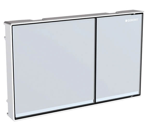 Geberit Sigma60 214 x 132mm Dual Flush Plate For Surface Even