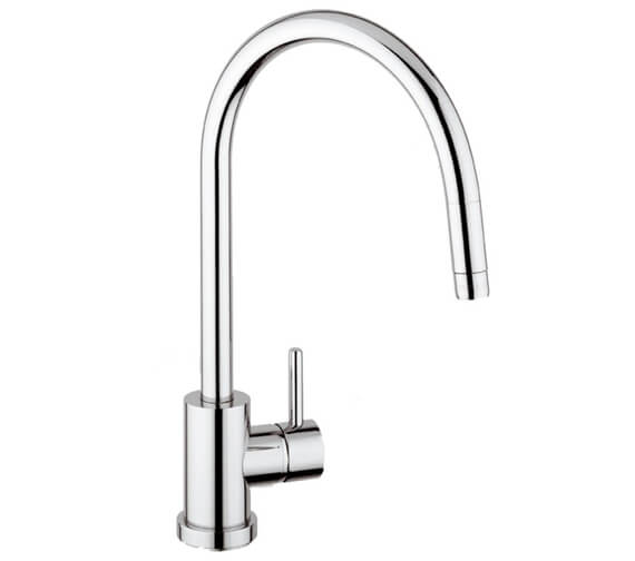 Clearwater Elmira C Monobloc Kitchen Sink Mixer Tap With Pull-Out Aerator