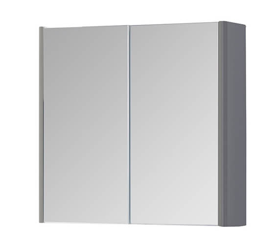 Kartell K-Vit Options Double Door 500mm Mirror Cabinet