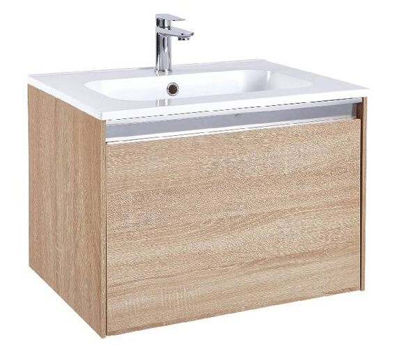 Phoenix Bordo Wall Mounted Vanity Unit