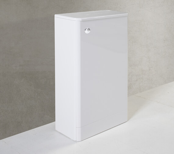 Alternate image of Kartell K-Vit Options 495mm WC Unit With Conceald Cistern