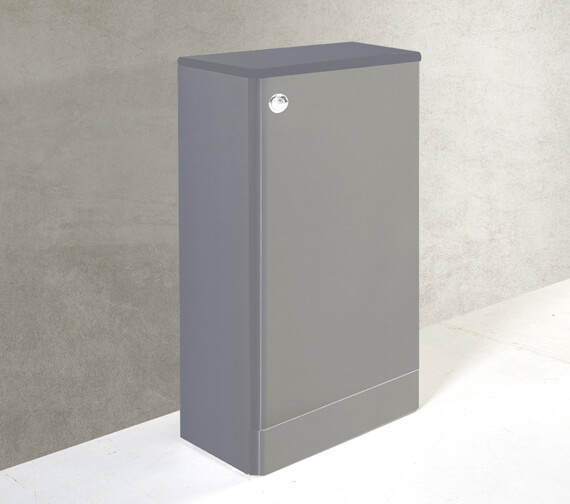 Kartell K-Vit Options 495mm WC Unit With Conceald Cistern