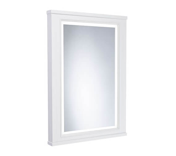Tavistock Lansdown Contemporary Framed Illuminated Mirror