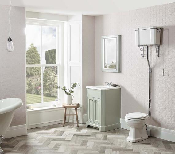 Alternate image of Tavistock Vitoria Illuminated LED Bathroom Mirror