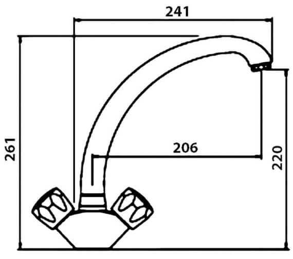 Technical drawing QS-V102399 / STUCP