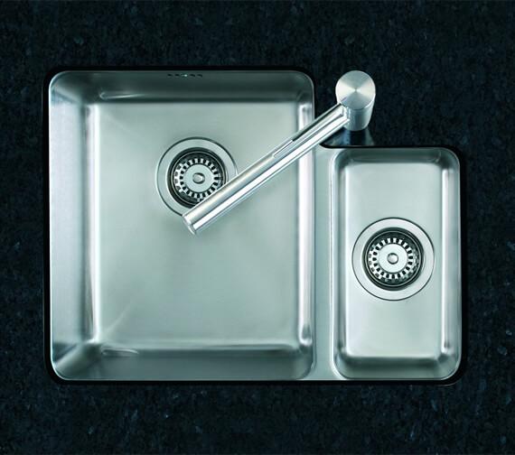 Clearwater Salsa 1.5 Bowl Kitchen Sink