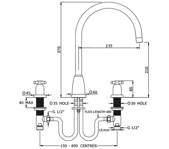 Technical drawing QS-V100290 / 4885CP