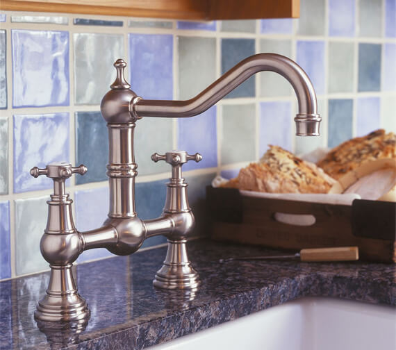 Perrin And Rowe Provence Kitchen Sink Mixer Tap