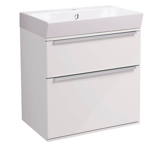 Roper Rhodes Scheme Wall Mounted Basin Unit