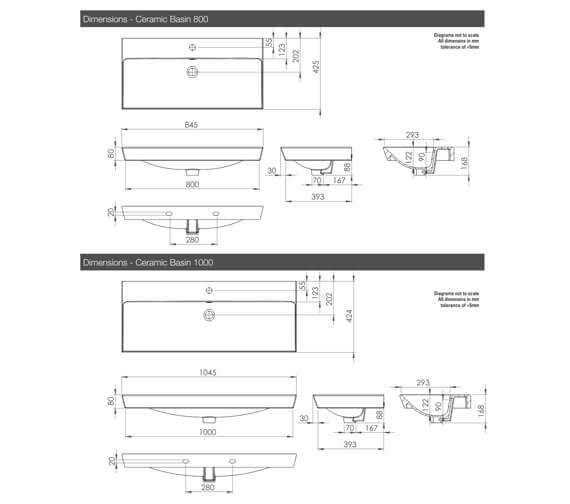 Technical drawing QS-V35039 / SCH500D.GW