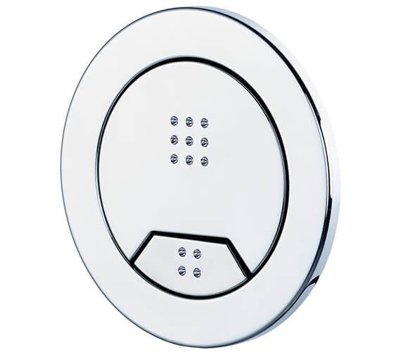 Armitage Shanks Finger Push Button Small Dual Flush