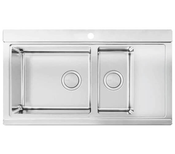 Additional image of Clearwater Sinks & Taps  GLA150L