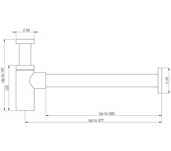 Technical drawing QS-V29504 / CO9570