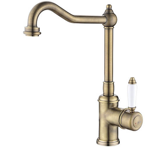 Additional image of Clearwater Tiberius Single Lever Monobloc Kitchen Sink Mixer Tap