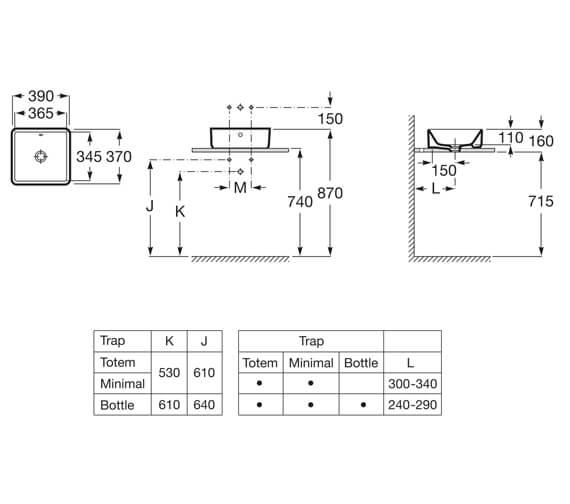 Technical drawing QS-V99813 / 3270ML000
