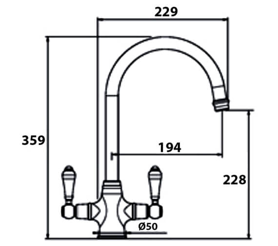 Technical drawing QS-V102419 / ELC