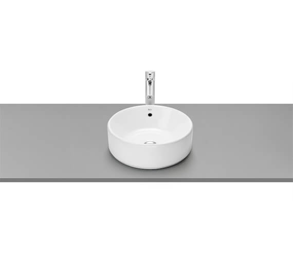 Roca Alter Round On-Countertop Basin